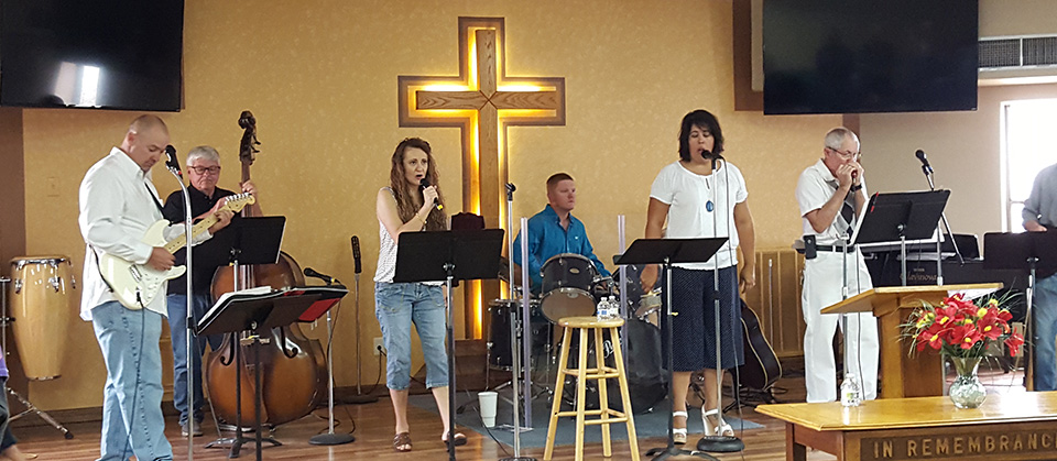 Benson Church Worship Service