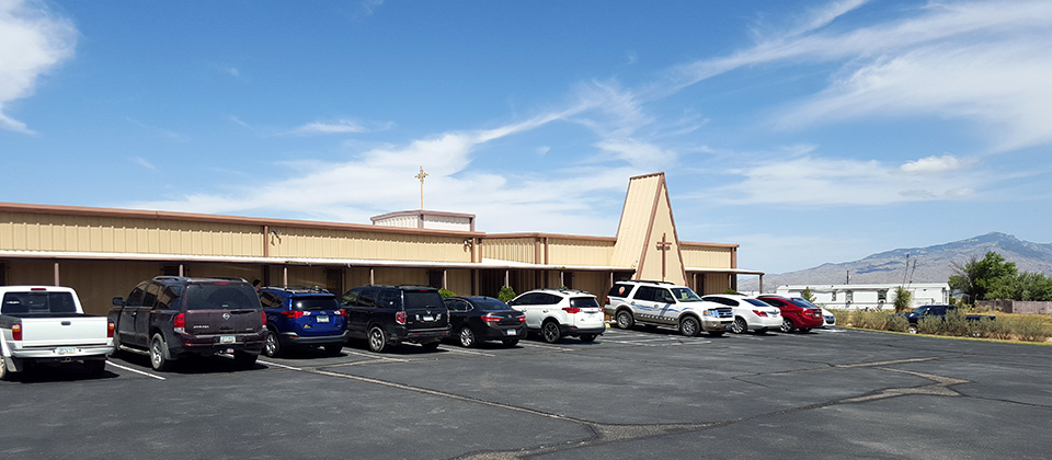 Benson Community Bible Church Building